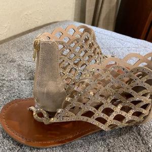 Sparkly Sandal